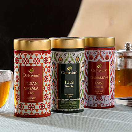 Premium Tea Box  Hamper Online
