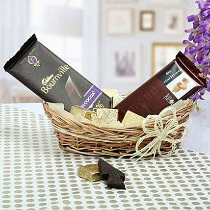 Chocolate Basket Gifts