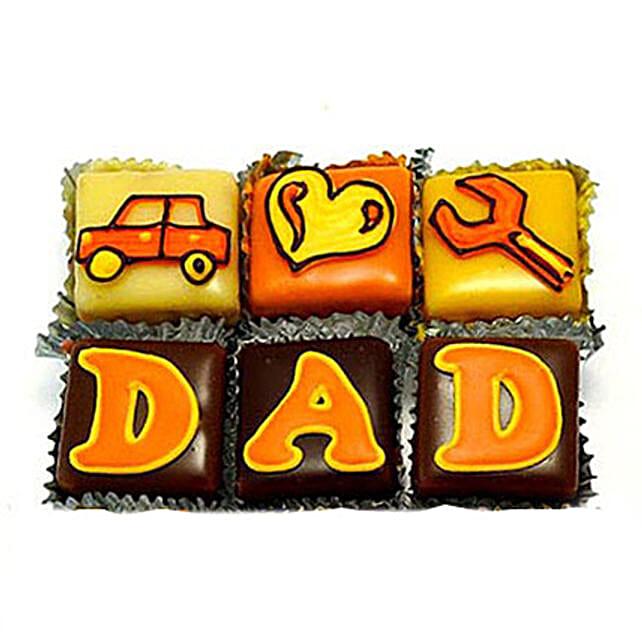 Special DAD cupcake 6