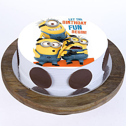 cartoon cake for kids online