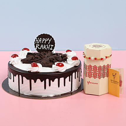 Black Forest Cake for Rakshabandhan