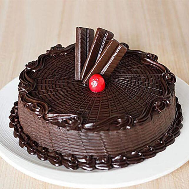 Royal Crunch Cake Half kg