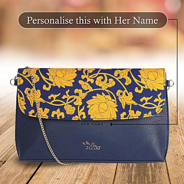 Floral Print Bag Online