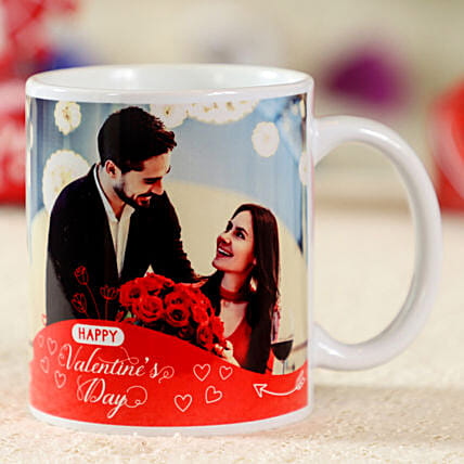 Valentines Day Special Personalised Mug