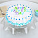 Enjoyable Happy Fathers Day Chocolate Cake 2kg