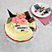 Daughters Day Vanilla Cake 1 Kg Eggless